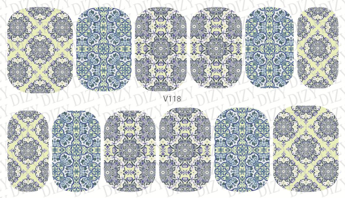 Слайдер дизайн DIZY, арт. V118-01