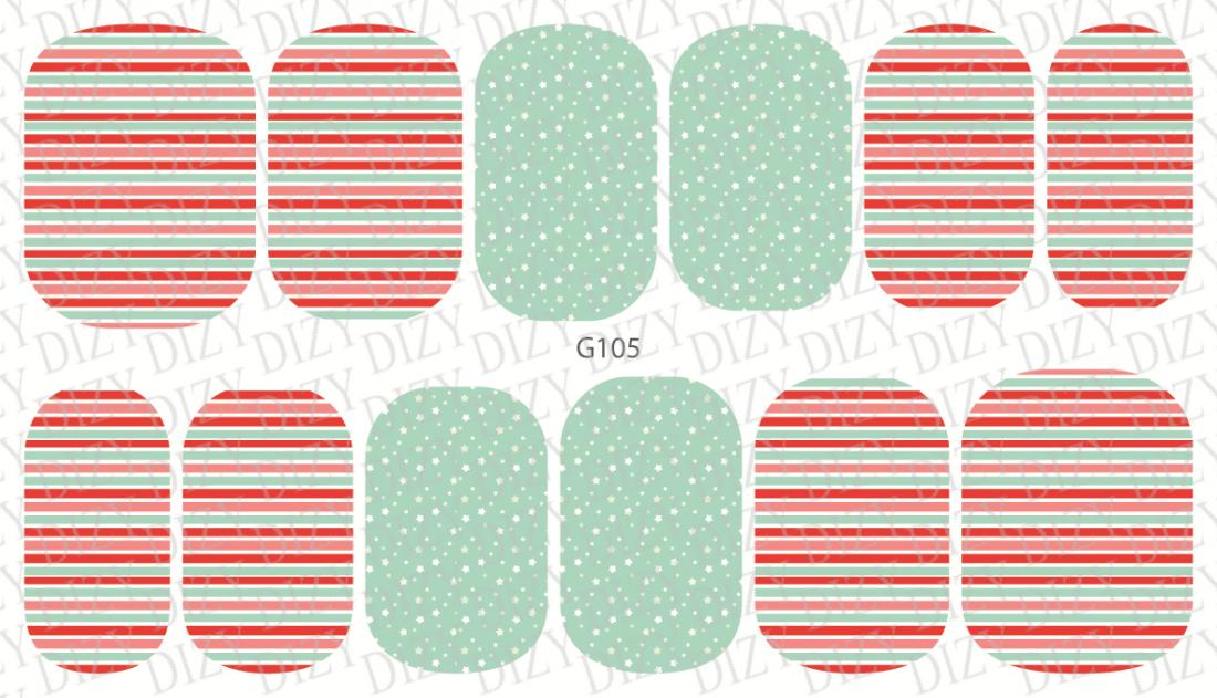 Слайдер дизайн DIZY, арт. G105-01