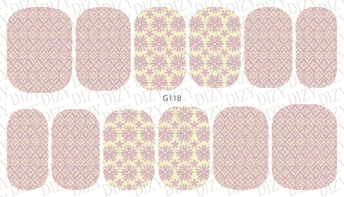Слайдер дизайн DIZY, арт. G118-01