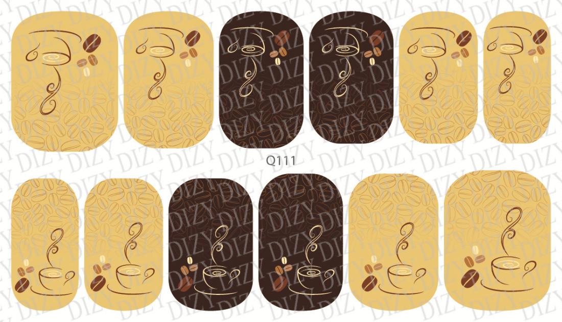Слайдер дизайн DIZY, арт. Q111-01
