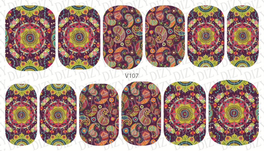 Слайдер дизайн DIZY, арт. V107-01