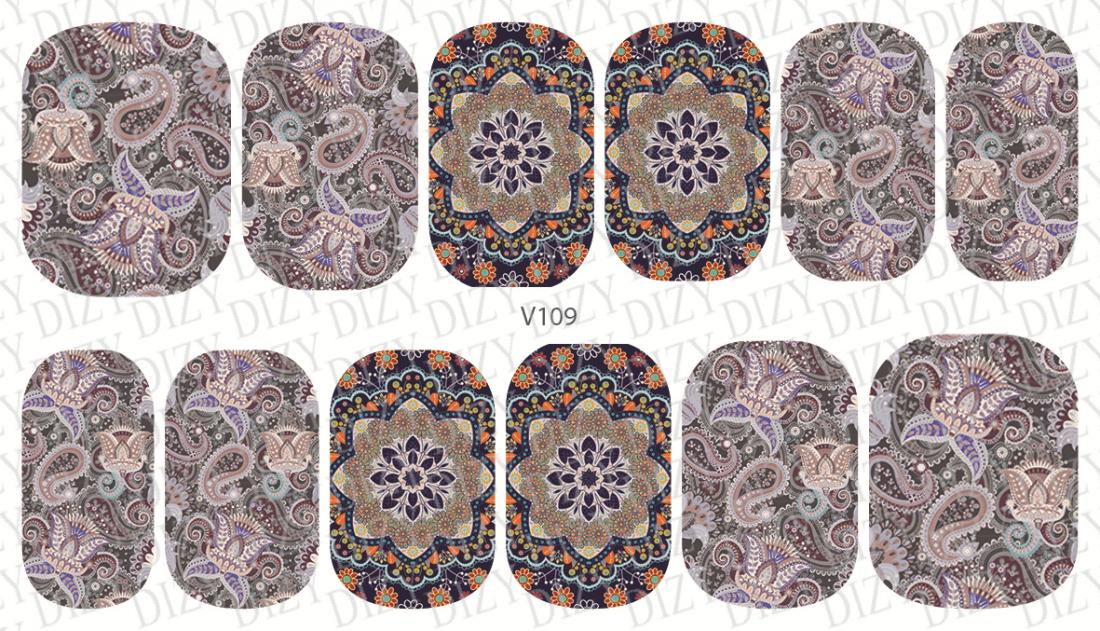 Слайдер дизайн DIZY, арт. V109-01