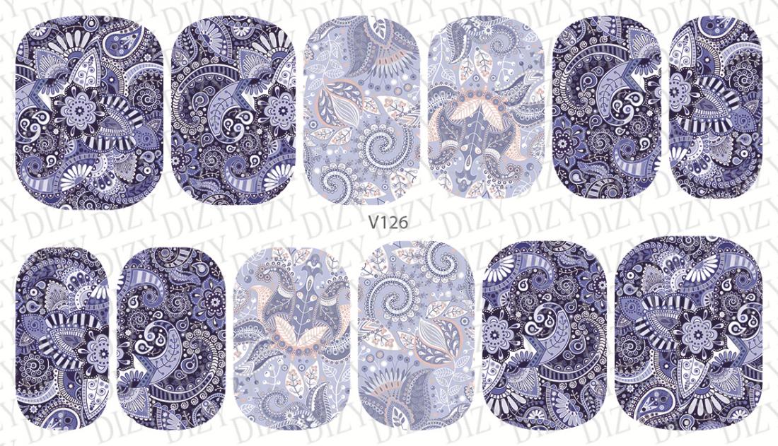 Слайдер дизайн DIZY, арт. V126-01