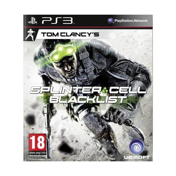 Игра Tom Clancy's Splinter Cell BlackList (PS3)