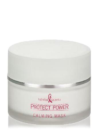Individual Cosmetics Успокаивающая крем-маска антистресс