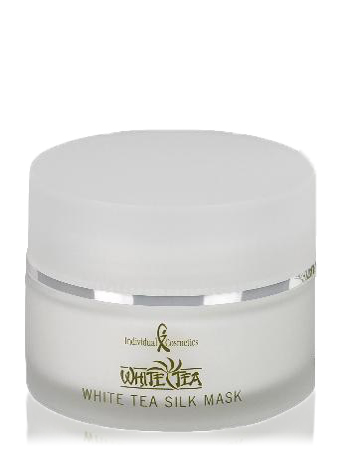 Individual Cosmetics White Tea Маска с шелковыми протеинами
