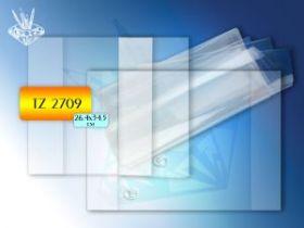 """Обложка для прописей """"Горецкого Моро"""" ПВХ, 240*345 мм, 120мк (арт. TZ2709) (16374)"""
