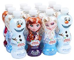 Доставка воды Святой источник Disney Холодное сердце, негаз. 0,33 л, пэт (1 уп./12 бут.)