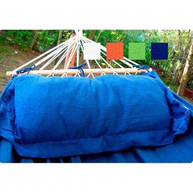 Чехол для подушки к гамаку ТАНГО (цвет зеленый/оранжевый)