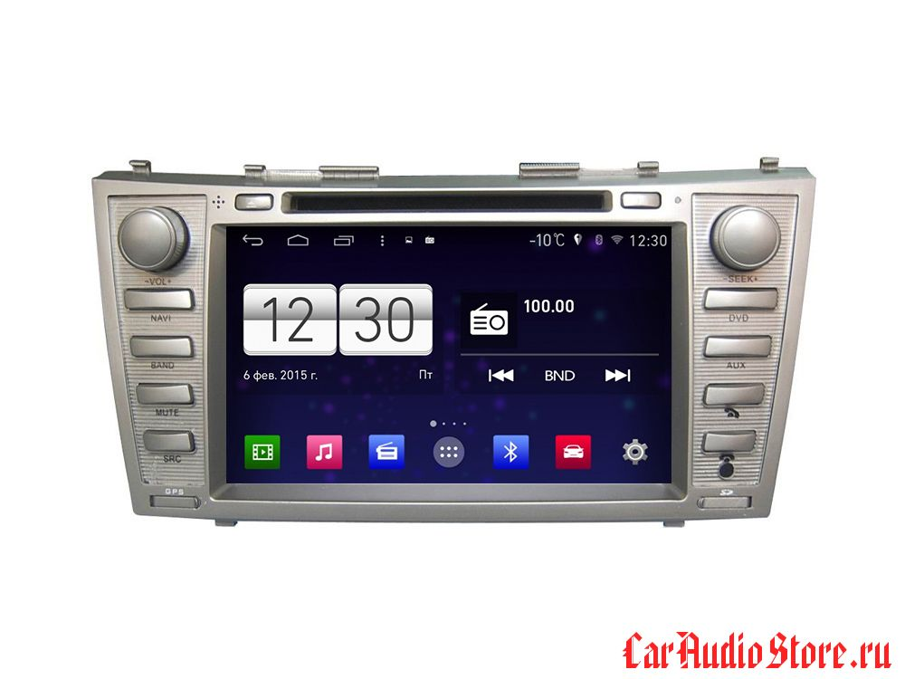 FarCar s160 для Toyota Camry на Android (m064)