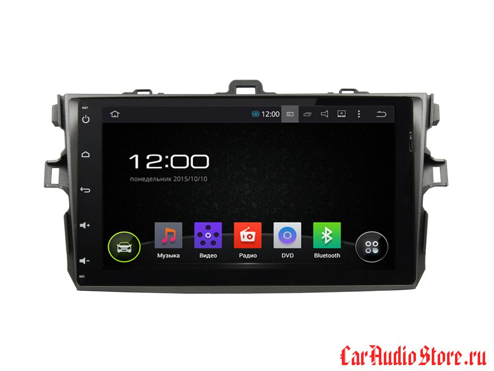 FarCar s130 для Toyota Corolla на Android (R063BS)