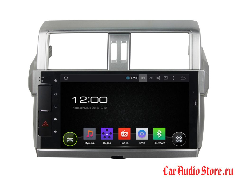 FarCar s130 для Toyota PRADO 2014 на Android (R347BS)