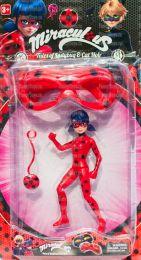 Игровой набор кукла Леди Баг и Супер Кот + маска (Miraculous Ladybug )