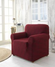 Чехол для кресла ROMA (бордовый) Арт.2687-2