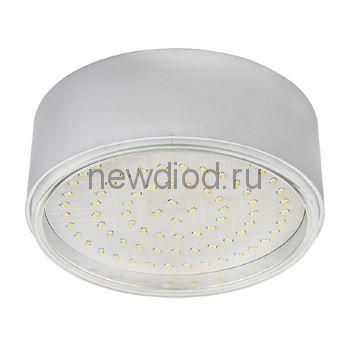 Светильник накладной GX53S-standard металл под лампу GX53 230В белый IN HOME