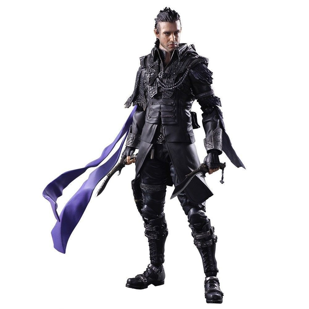 Фигурка Kingsglaive Final Fantasy XV - Play Arts Kai Nyx Ulric