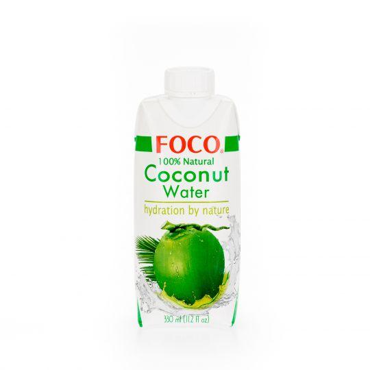 Кокосовая вода без сахара