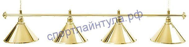 GOLDEN (ELEGANS) 3 плафона