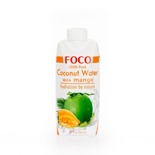 Кокосовая вода с манго