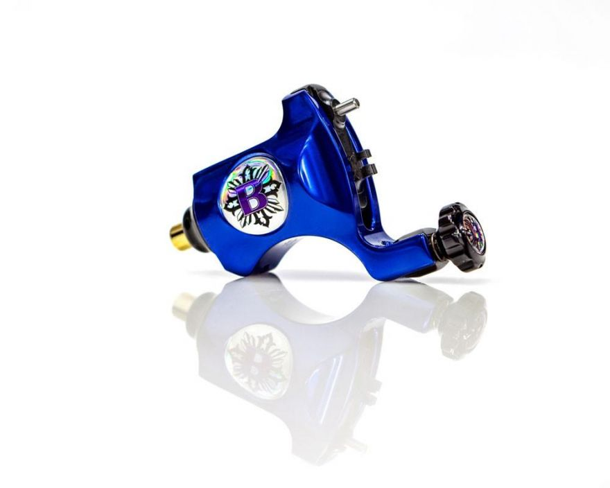 Bishop  Rotary V6 Royal Blue RCA