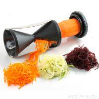 Спиральный нож для нарезки овощных спагетти Spiral Slicer