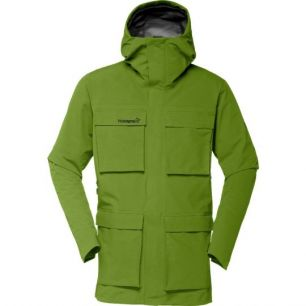 Norrona Svalbard Gore-Tex Jacket Evergreen
