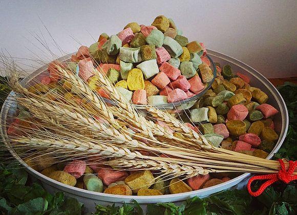 Иго-го-шки - печенье для угощения 0,6; 1 и 5 кг. Богатырские корма