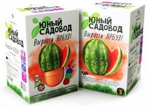 Набор Юный садовод 'Вырасти арбуз'