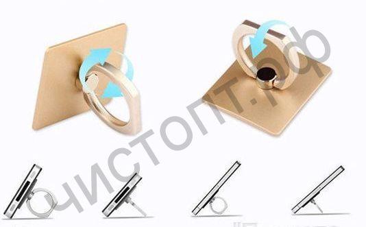 Держатель-кольцо и подставка для телефона без названия в коробке
