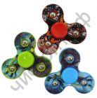 Спиннер игрушка- антистресс HC-05 (разноцветные) пластик/металл