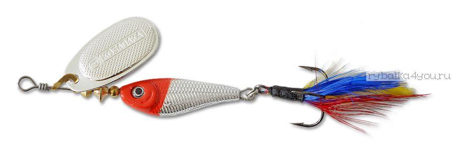 Блесна Kosadaka Quant RS № 2  9 гр / цвет RH-silver