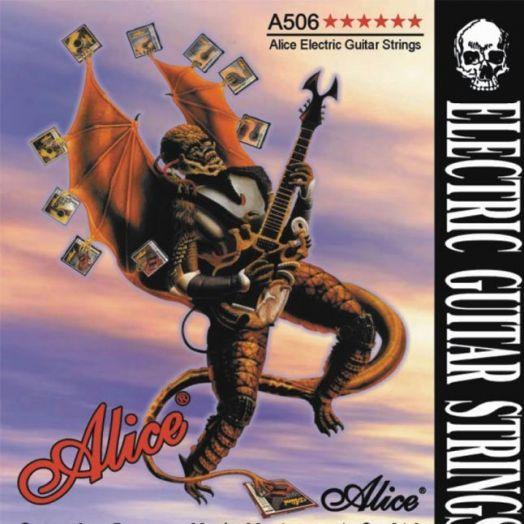 ALICE A506L (10-46) Комплект струн для электрогитары