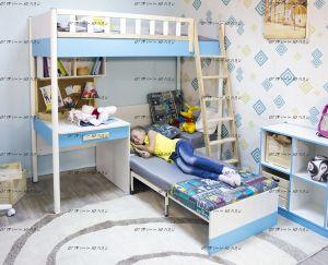 Кровать двухъярусная Феникс