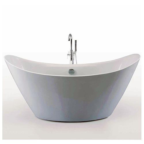 Акриловая ванна Fiinn Глория