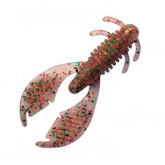 """Рак Reins Ax craw mini 2"""", в уп. 12 шт. #406 Boil Shrimp"""