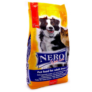 Корм сухой Nero gold super premium для собак с мясным коктейлем 15кг