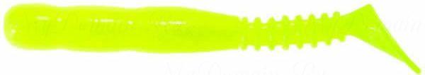 """Виброхвост Reins RockVibe Shad 3"""", в уп. 15 шт. #015 Chart Pearl"""