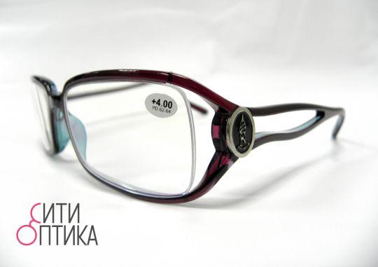 Готовые очки Haomai 9046. С  антибликовым покрытием