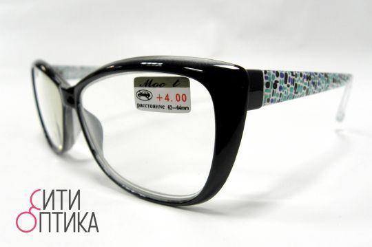 Готовые очки Italy Design  L.W.2064 . Лисички