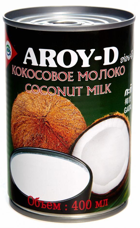 Кокосовое молоко AROY-D 400мл