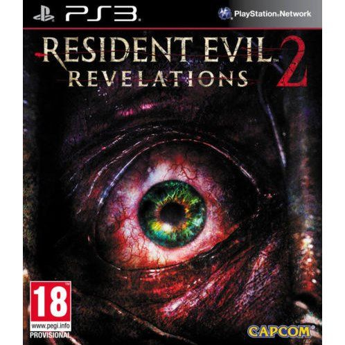 Игра Resident Evil Revelations 2 (PS3)