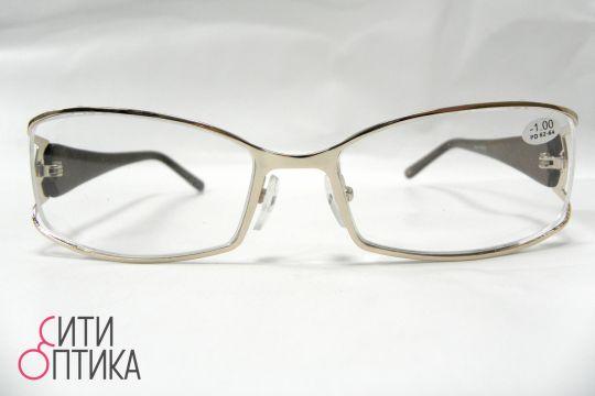 Готовые очки с диоптриями -1.00.