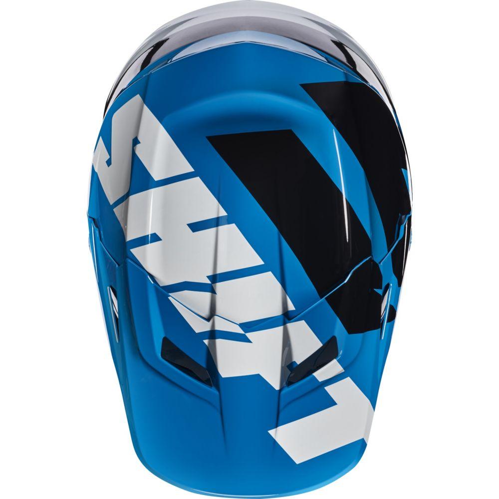 Shift - 2017 White Tarmac козырек к шлему, синий