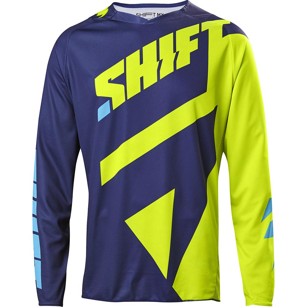 Shift - 2017 3LACK Mainline джерси, желтое