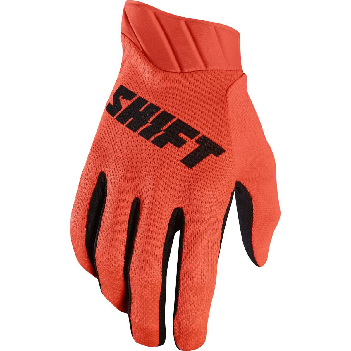 Shift - 2017 3LACK Label Air перчатки, оранжевые