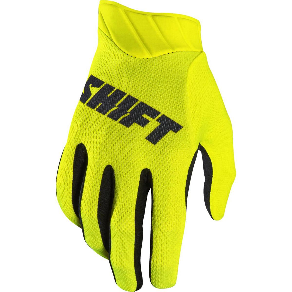 Shift - 2017 3LACK Label Air перчатки, желтые