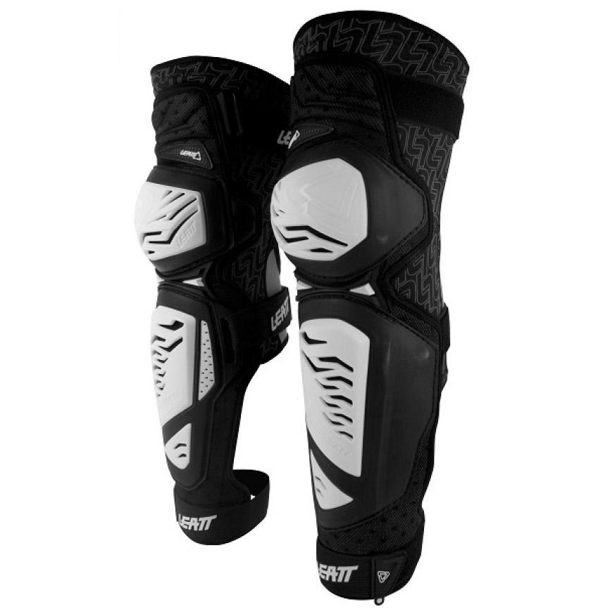 Leatt - 2017 Knee & Shin Guard EXT защита колен, белая
