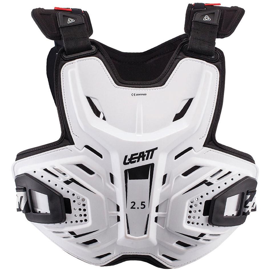 Leatt Chest Protector 2.5 White защитный жилет