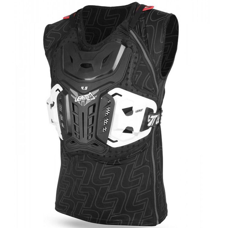 Leatt - 2017 Body Vest 4.5 защитный жилет, черный