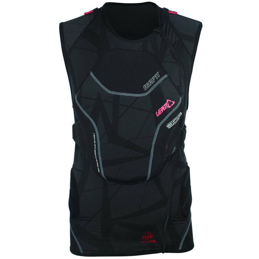 Leatt - 2017 Body Vest 3DF AirFit защитный жилет, черный
